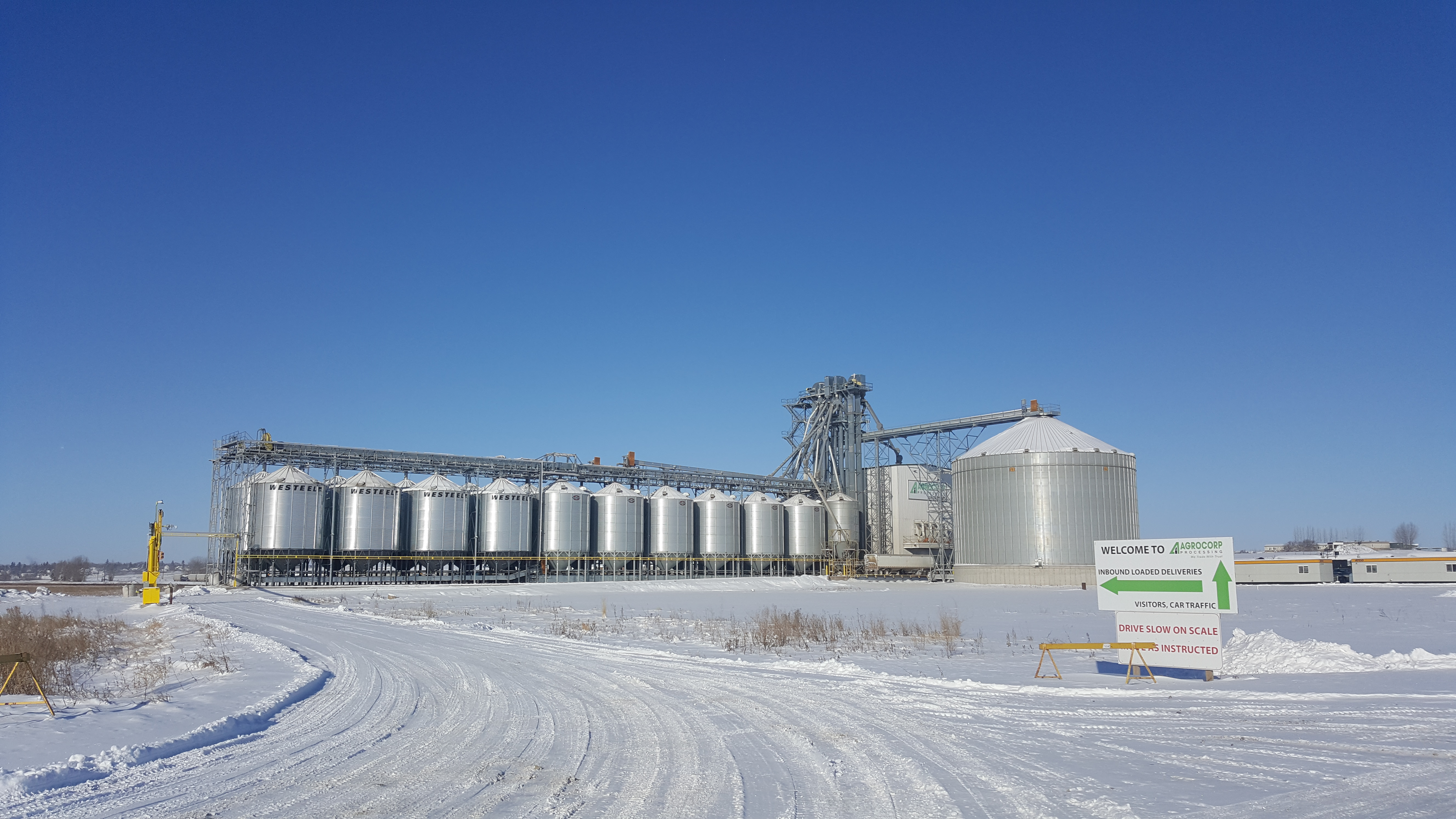 Agrocorp Canada Moose Jaw
