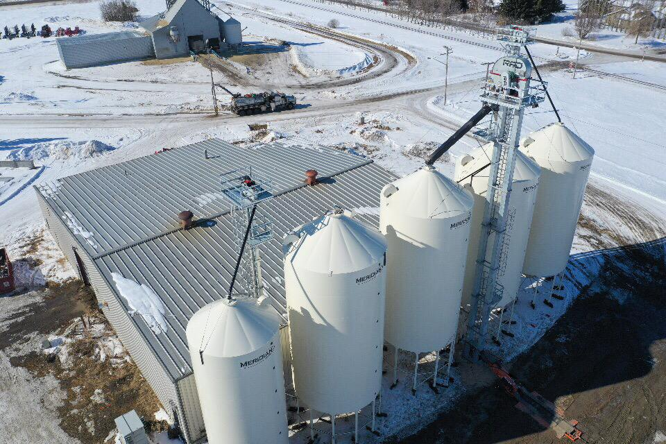 Agrocorp Protein Extraction Plant New